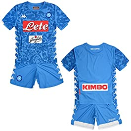 ssc napoli 3032uk0, Kit Gara Home 2018/2019 Bambino