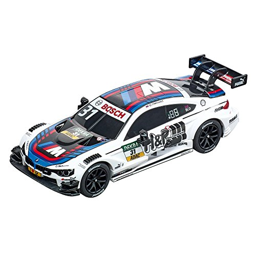 """Carrera Digital 143 BMW M4 DTM \""""T. Blomqvist, Nummer 31\"""""""