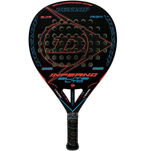 Pala de pádel Dunlop Inferno Elite LTD Blu