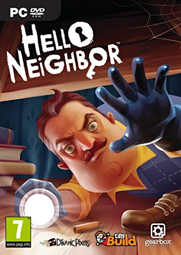 Hello Neighbor (PC DVD) [Importación inglesa]