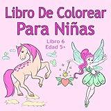 Best Libros de los niños de Navidad - Libro De Colorear Para Niñas Libro 6 Edad Review
