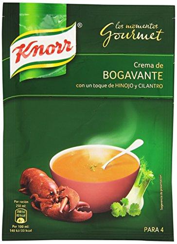 Knorr - Crema Desh Gourmet Bogavante 61 gr