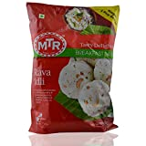 A healthy and yummy breakfast is what you deserve to fill your stomach and that you get in MTR Ragi Rava Idli which has been extracted from the finely graded ingredients. The Ready Made Ragi Rava Idli with full of extreme taste you get when i...