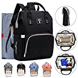 Best Baby Backpack Diaper Bags - Baby Diaper Backpack Bag Unisex Nappy Changing Rucksack Review