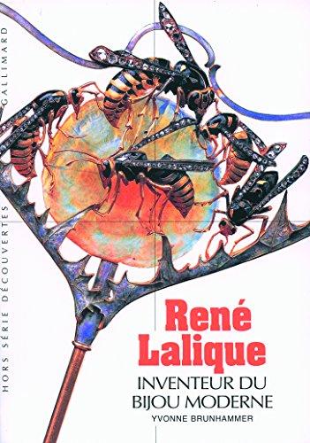 René Lalique: Inventeur du bijou moderne