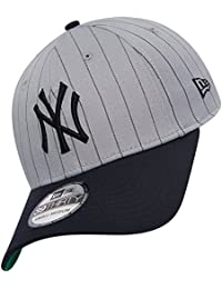 New Era Pinstripe Stretch NY Yankees Snapback