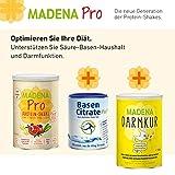 MADENA PRO CLASSIC + BasenCitrate Pur + MADENA Darmkur - Absolut tolle Kur für den Darm und den Basenhaushalt | Fitness, Diäten oder als Nahrungsergänzungsmittel | fördert das Wohlbefinden