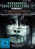 Paranormal Investigations 7 (Dvd) [Import allemand]