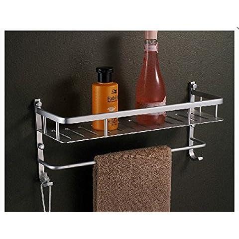FEI&S a fondo arrotondato in acciaio inox bagno sapone posacenere vetro vassoio portasapone PORTASAPONE