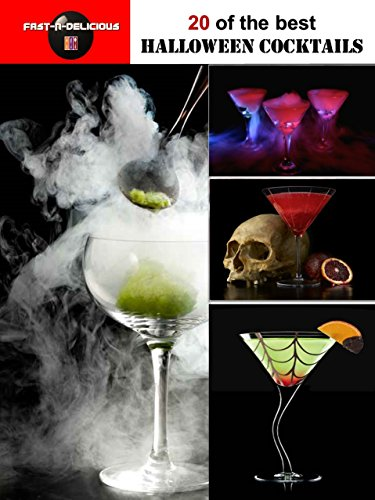 20 of the best Halloween Cocktails: Halloween Cocktails (English Edition)