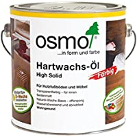 OSMO Hartwachsöl 3040 Weißgrund weiß transparent 750ml