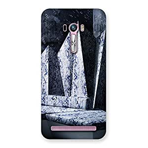 Cute Marbal Monument Back Case Cover for Zenfone Selfie