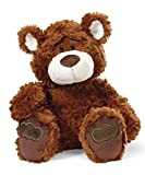 Nici 41495 Classic Bear Kuscheltier Bär Dunkelbraun