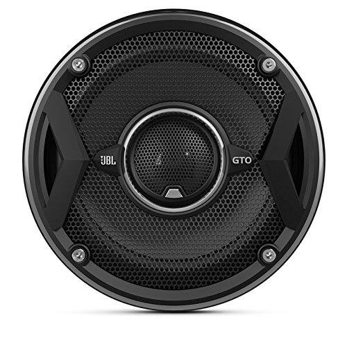 JBL Car GTO 529 5-1/4 Inch 2-Way Coaxial Audio In-Car Speakers (Pair) - Black