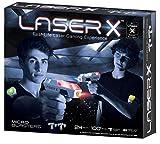 Beluga Spielwaren 79005 Blasters Laser X Micro Double Blaster, weiß