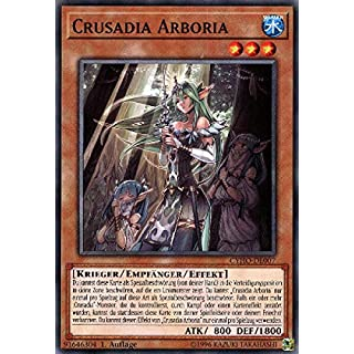Konami CYHO-DE007 Crusadia Arboria