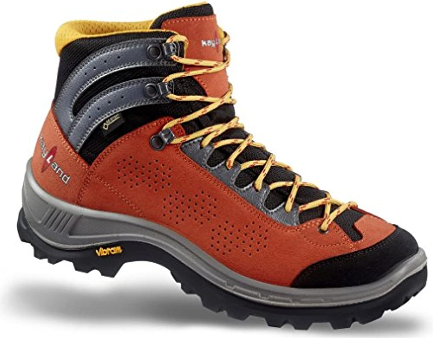 Kayland Shoes Men Hiking Impact W' S GTX Pink