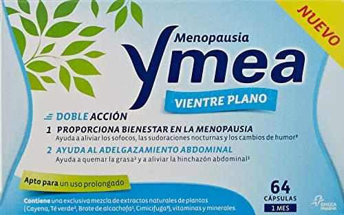 Ymea Menopausia Vientre Plano 64 cápsulas