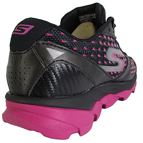 Skechers Womens Go Run Ultra Shoe 2 Series Climate Sneaker Noir