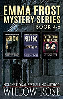 Emma Frost Mystery Series: Vol 4-6 (English Edition) di [Rose, Willow]