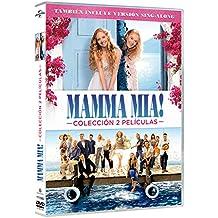 Pack: Mamma Mia 1 + Mamma Mia 2 [DVD]