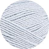 Lana Grossa Meilenweit Solo Cotone Baumwolle Wolle freie Farbwahl uni (3451 - Flieder)