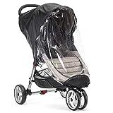 Baby Jogger BJ90451 City Mini Wetterschutz für Einzelwagen, transparent