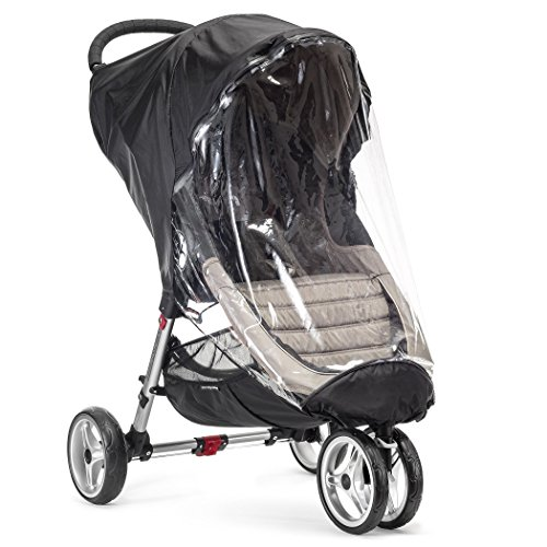 Baby Jogger City Mini 3/GT Parapioggia, Nero