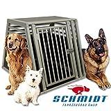 Schmidt-Box Hundebox Einzelbox Alu UME 50/73/68