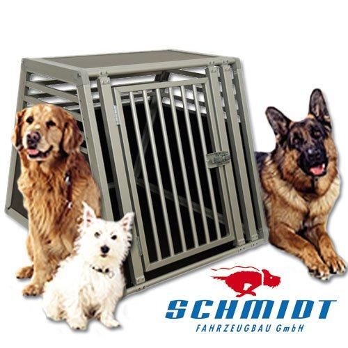 Schmidt-Box Hundebox Einzelbox ALU UME 55/73/68