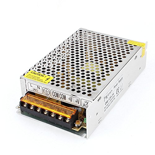 DC 24V 5A 120con potenza alimentazione cambiante convertitore per LED