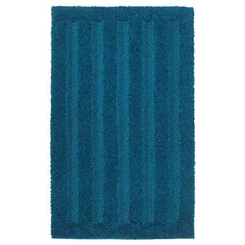 IKEA 204.228.86 Emten - Alfombrilla de baño, Color Azul Oscuro