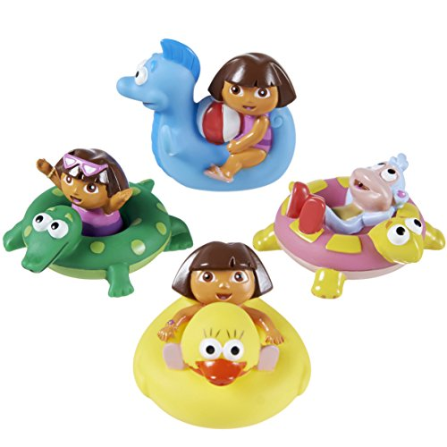Price comparison product image Munchkin Dora the Explorer Bath Squirters