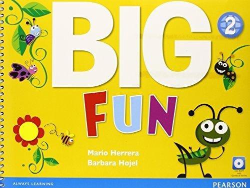 Big fun. Student's book. Per le Scuole superiori. Con ebook. Con espansione online. Con CD-ROM: 2
