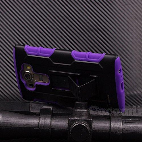 iPhone SE / 5S / 5C / 5 Panzerglas Schutzfolie, Cocomii Crystal Shield NEW [Full Coverage] Premium HD Clear, 9H Hardness, Anti-Scratch, Fingerprint Proof, Bubble Free [Case Friendly] Tempered Glass Sc Purple