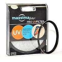 Maxsimafoto–Filtro UV 62mm UV/protezione per Tamron obiettivo AF 18–200mm f/3,5–6,3XR
