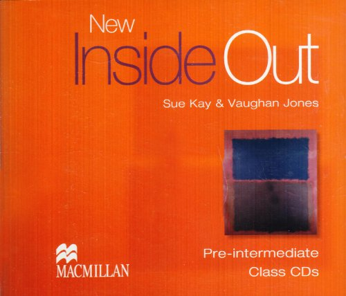 New inside out pre-intermediate (3cd's): Class Audio CD