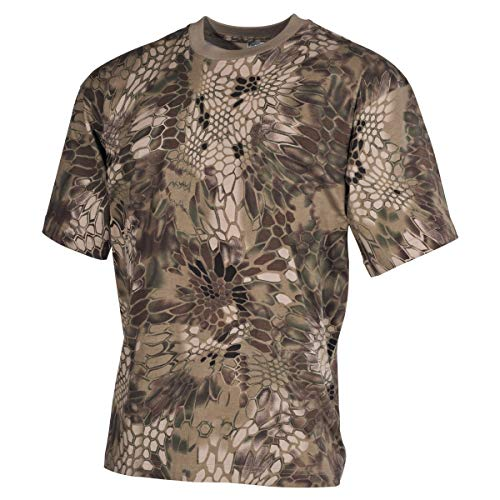 MFH US Army Herren Tarn T-Shirt (Snake ()
