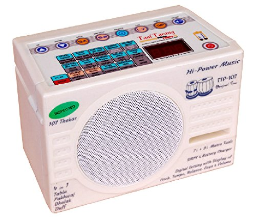 Neue Taal Tarang Power Edition; indischen Digital EA Tabla Trommel Drone