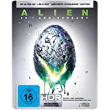 Alien - 40th Anniversary - 4K UHD Steelbook - Limited Edition