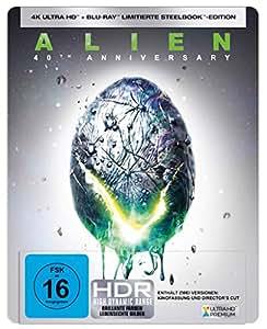 ALIEN 40TH (2-UHD) SB [Blu-ray]