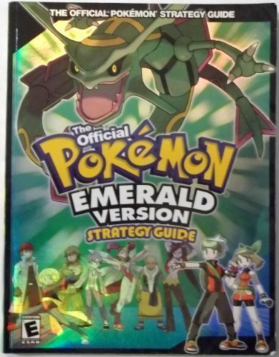 The Official Pokemon Emerald Version Strategy Guide (Official Strategy Guide) por A Chiba
