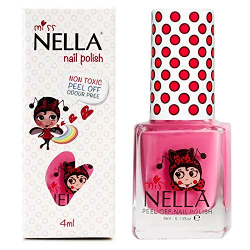 Miss Nella PINK A BOO- rosado Esmalte especial