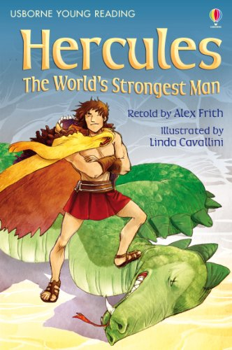 Hercules : the world's strongest man