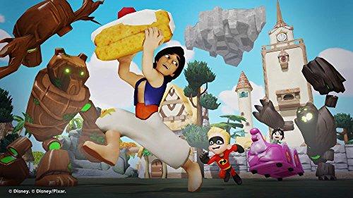 Namco Bandai Games Infinity 2: Aladdin Figurina [Importación Italiana]