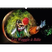 Les Waggis a Bale 2018: Quelques Masques Traditionnels Du Carnaval De Bale