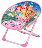 Best Disney Folding Chairs - Disney Designs Princess Moon Chair with Material Finish Review