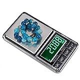 KUBUY Balanza de cocina Báscula de cocina Báscula de cocina digital Báscula de cocina de 500 g / 0.01 g Multifuncional Portátil Escala de oro digital de bolsillo electrónica, De varios colores