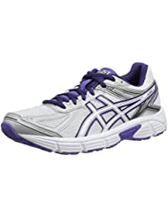Asics Gel Patriot 7 - Zapatillas de running para mujer, color Wht/P.Wht/Purp