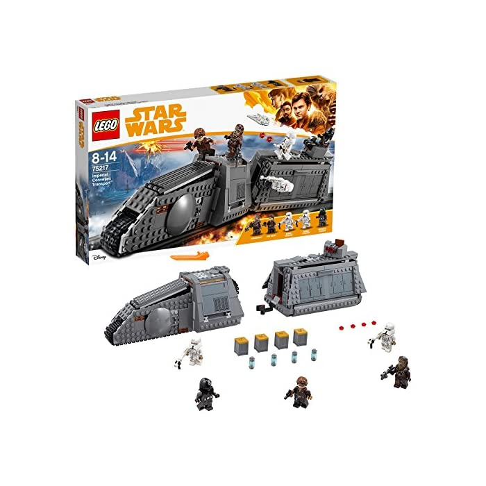 LEGO Star Wars Imperial Conveyex Transport (75217), Star Wars Spielzeug